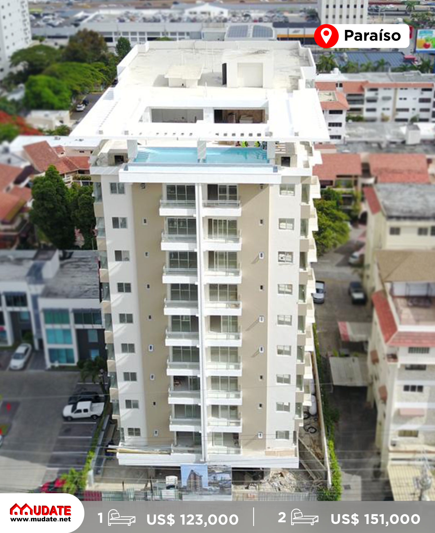 Torre Biltmore XV - 80% VENDIDO