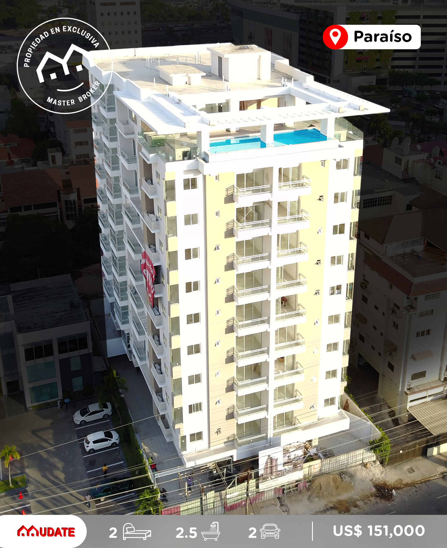 Torre Biltmore XV - 95% VENDIDO
