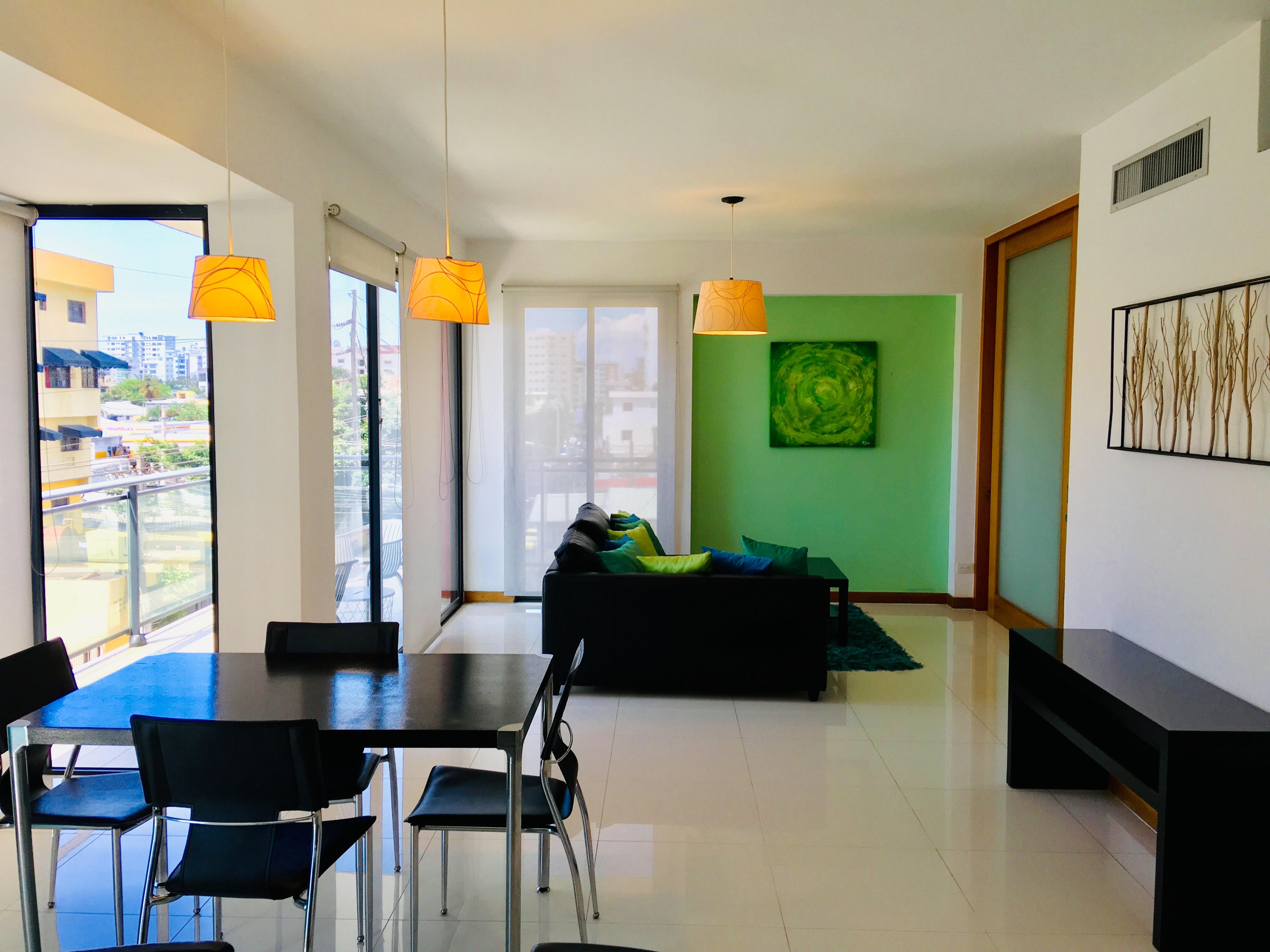 Apartamentos en Venta Evaristo Morales, Santo Domingo D.N.
